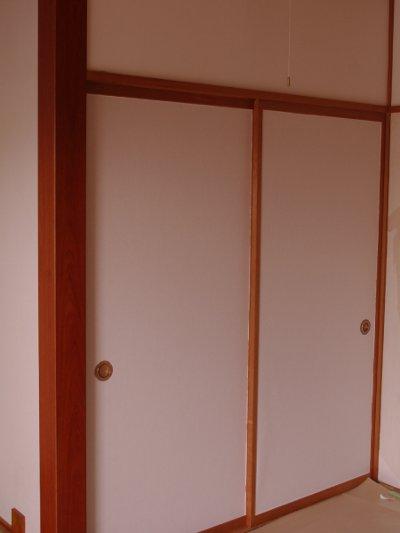 松本市今井T様和室ビフォー