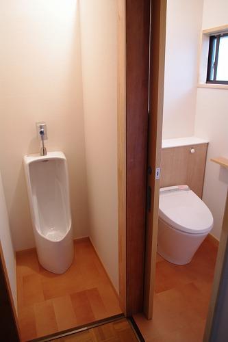 新しくなった女性用トイレ